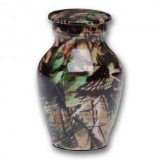 Camouflage II Cremation Urn – Keepsake – A-1981-K-NB